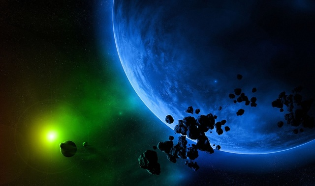 blue-planet-asteroids-greenspace-and-yellow-sun-preview