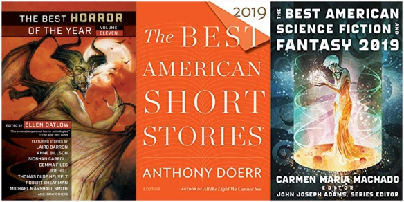 Best Fantasy Books 2020.The Best American Science Fiction And Fantasy What Does